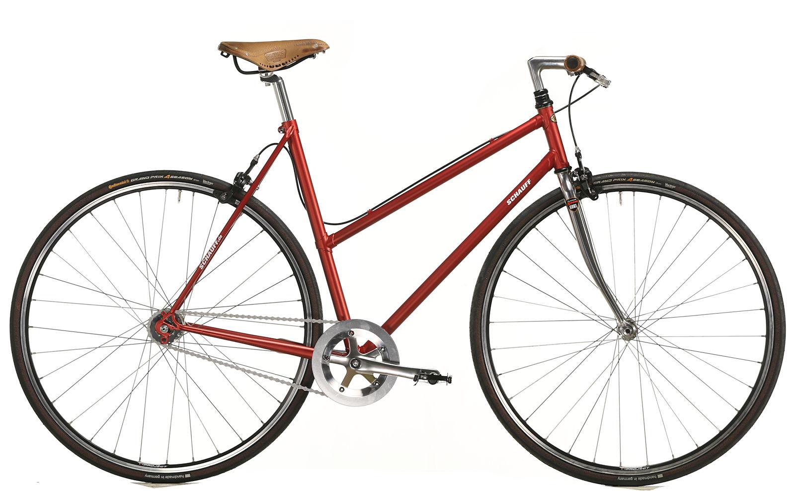 Fahrräder von Schauff   Fahrräder - Fitness - Rennrad